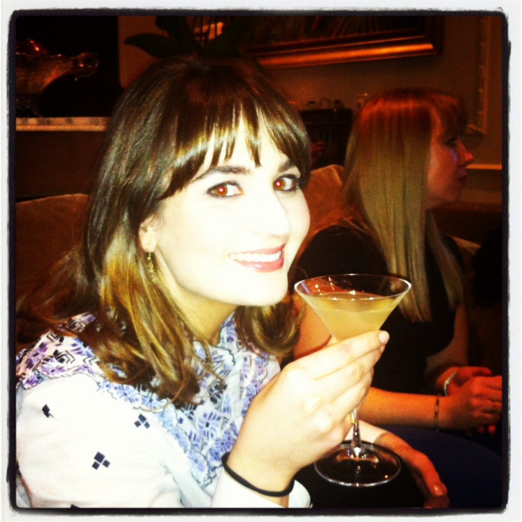 Antonio's Martinis at the Egerton House Hotel - Mads About Town, Madeleine Spencer
