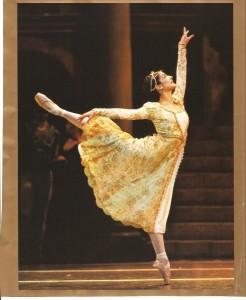 Monica Zamora in Romeo&Juliet
