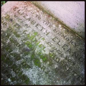 Elizabeth Siddal's Grave