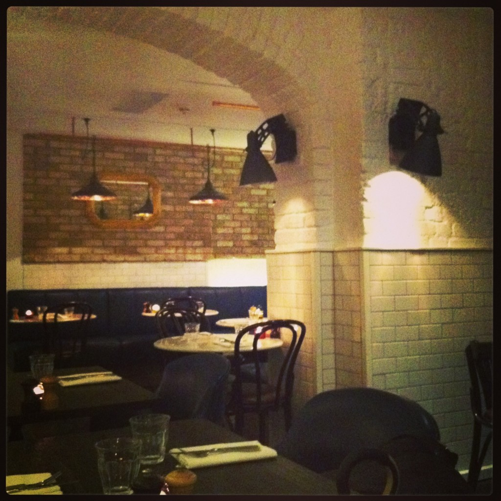 The Ampersand Apero Restaurant SOuth Ken