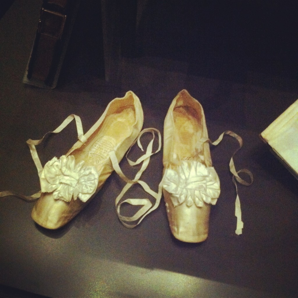 Victoria Revealed - Queen Victoria's shoes