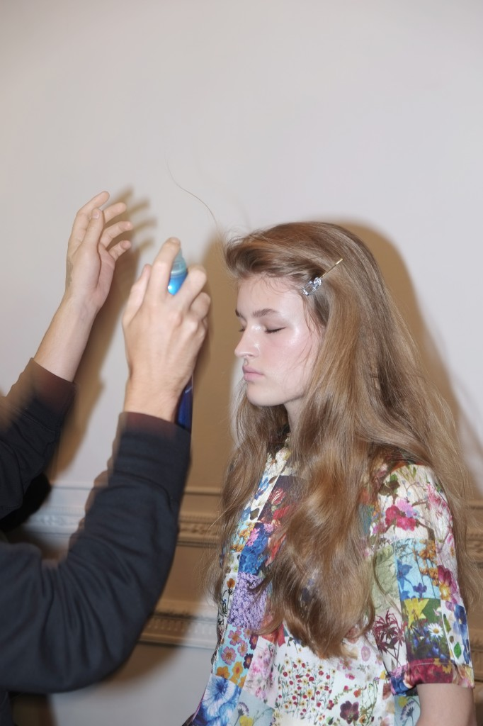 Liz Earle at Marcus Lupfer
