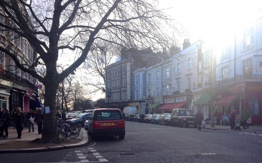 Regent's Park Road, Primrose Hill