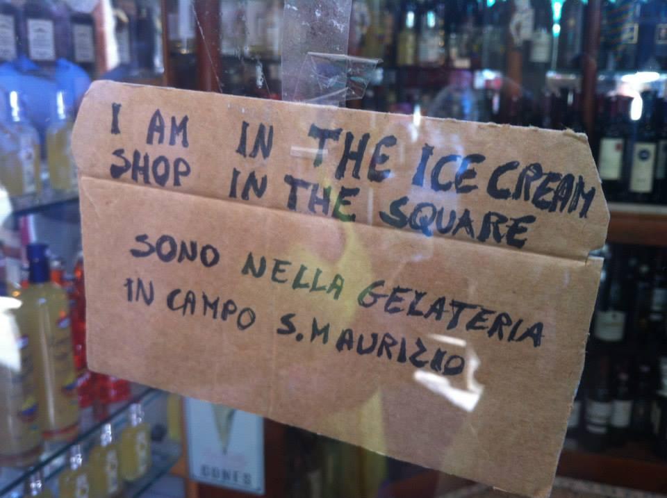 Ice Cream Venice
