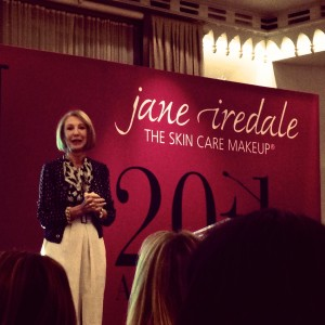 Jane Iredale Interview