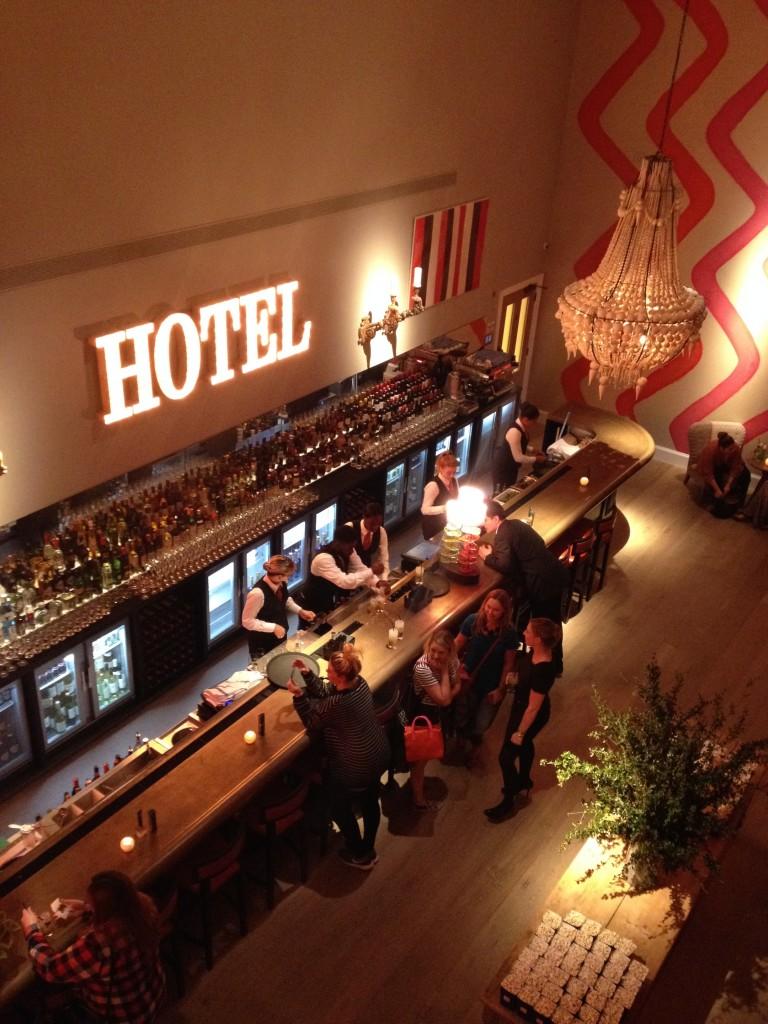 The Ham Yard Hotel Basement