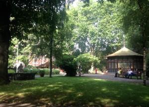 London Parks - Marylebone