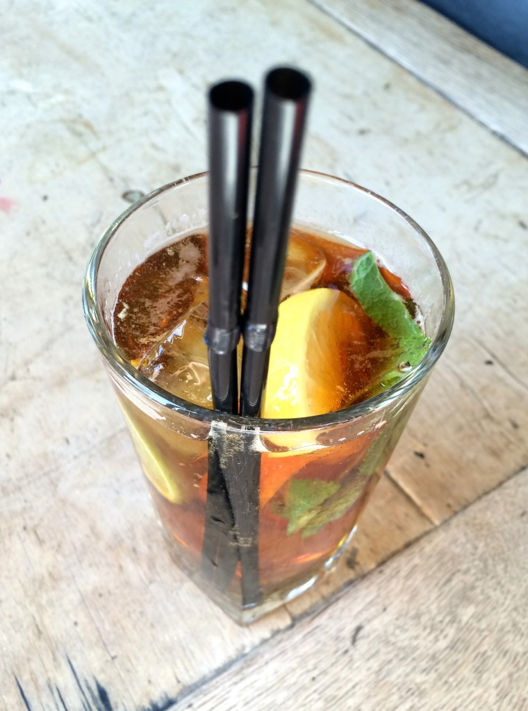 Pimm's at The Westbourne