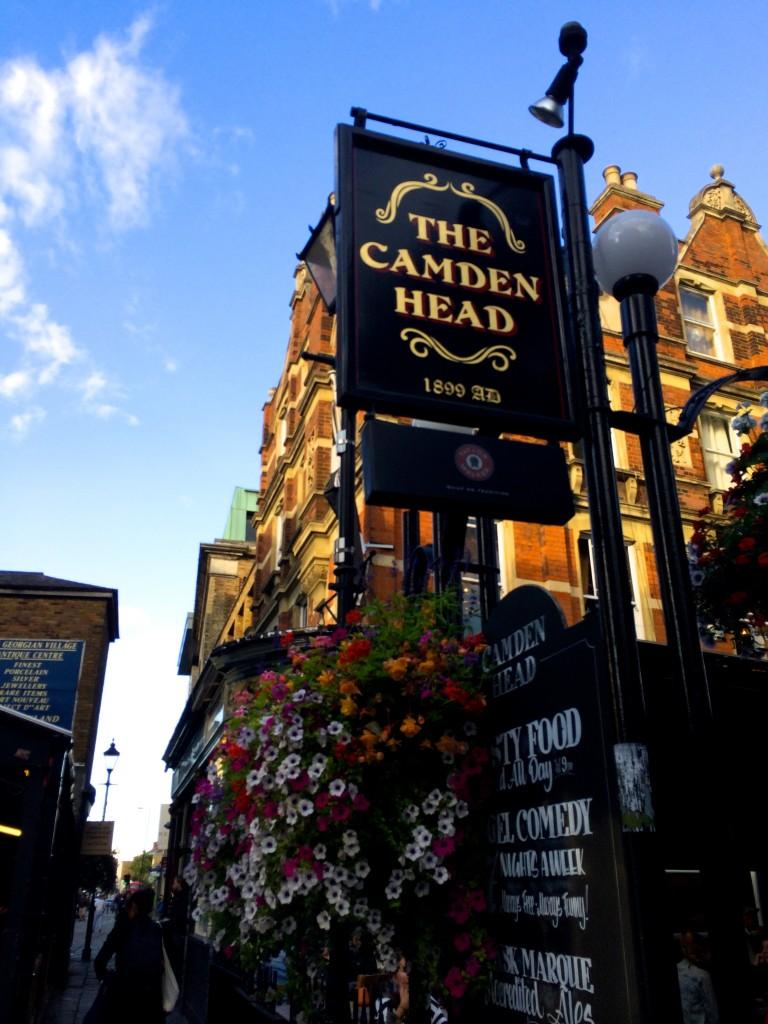 The Camden Head Islington