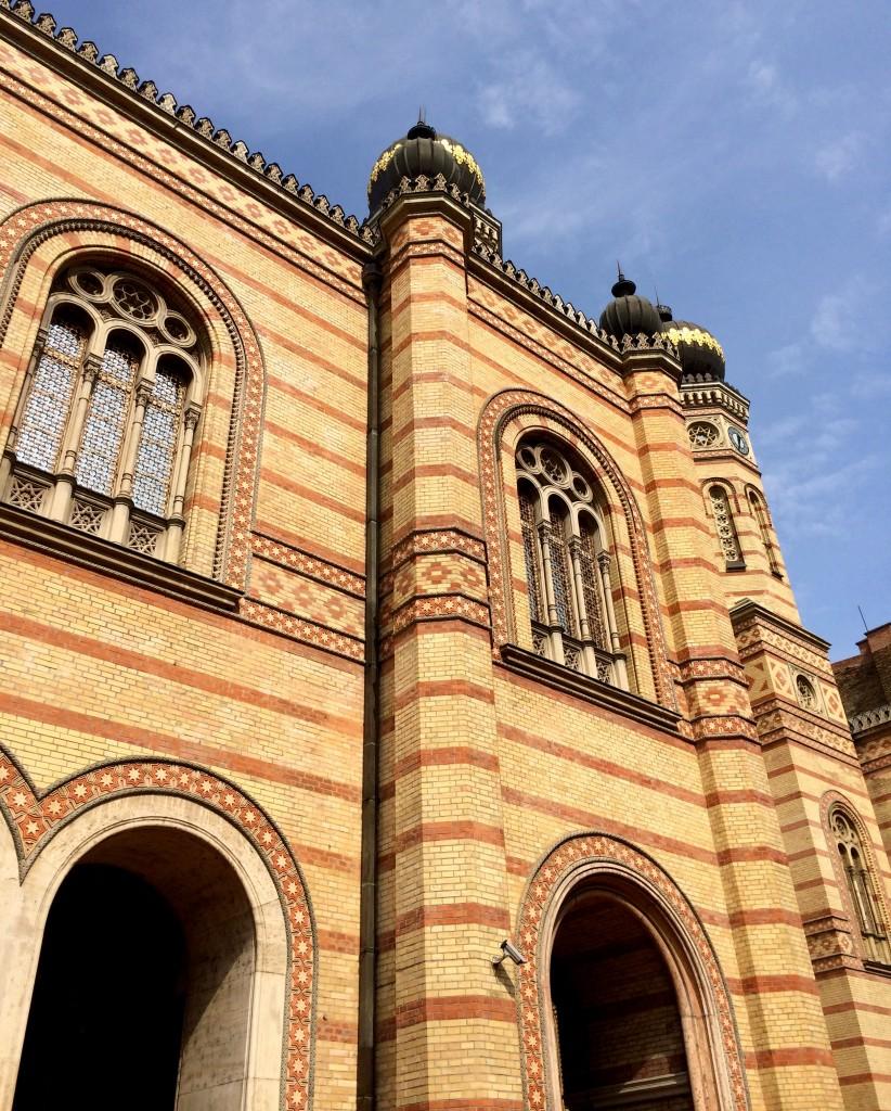 Dohany Street Jewish Synagogue Budapest