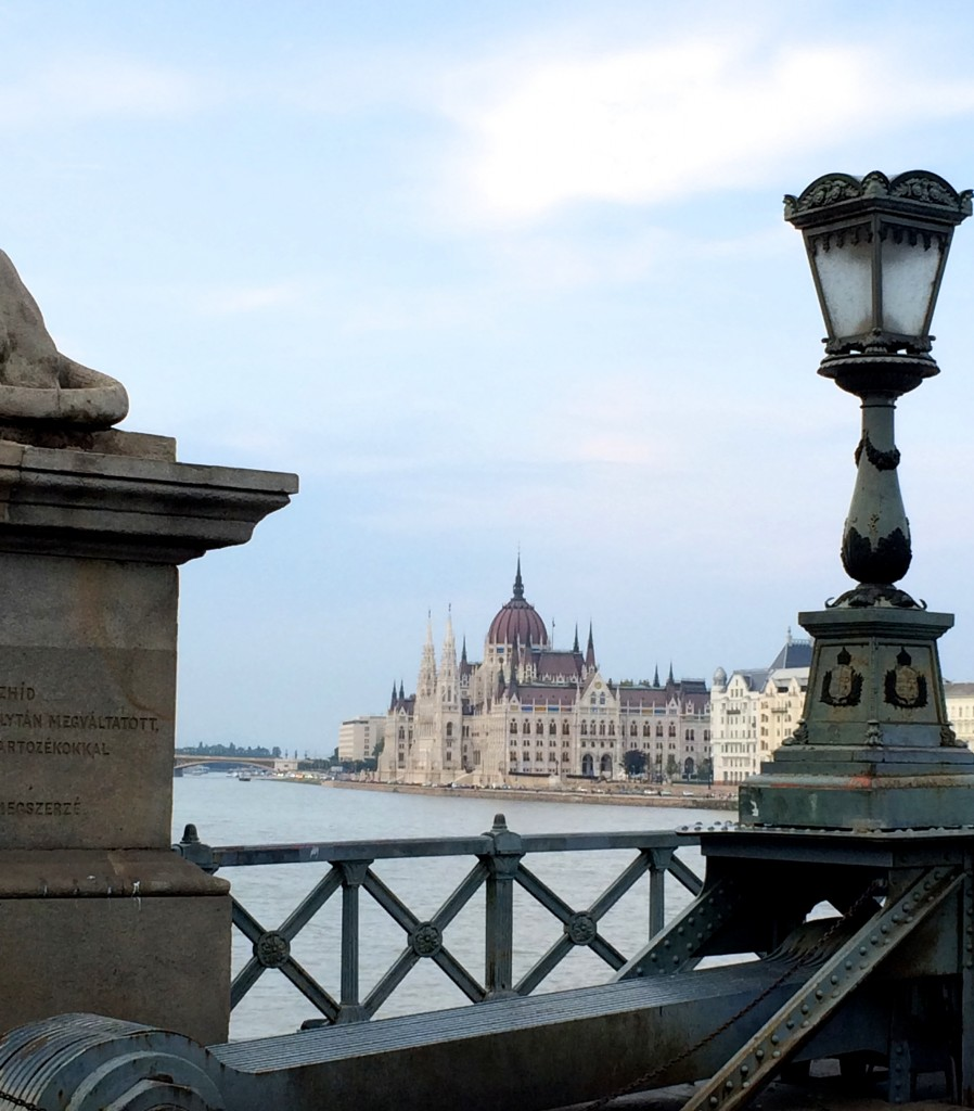 Houses of Parliament Budapest