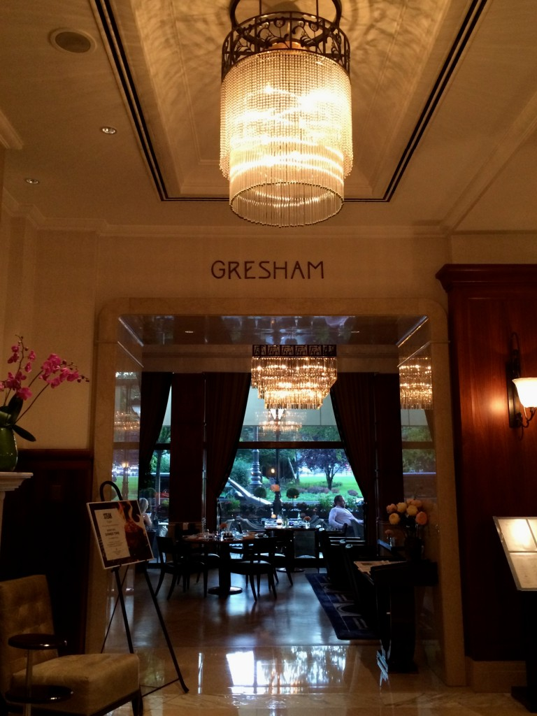 The Four Seasons Gresham Palace Budapest Review