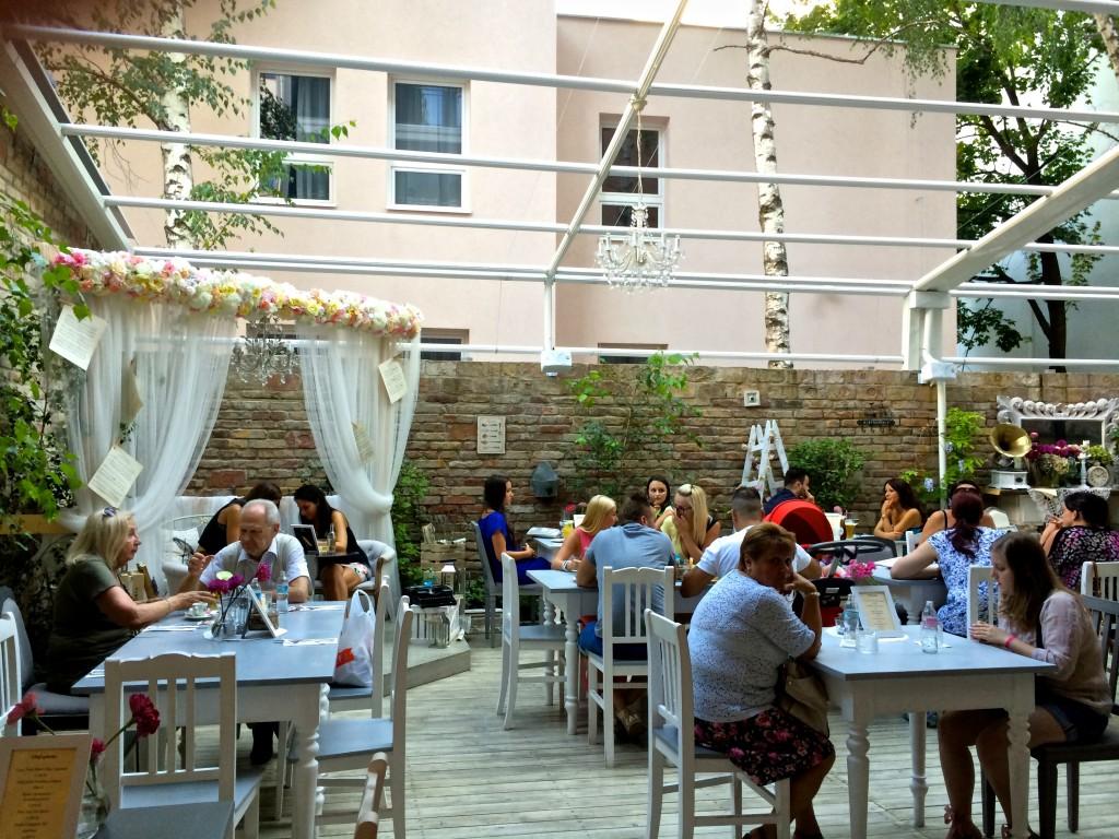 Cafe Kiraly Utca Budapest