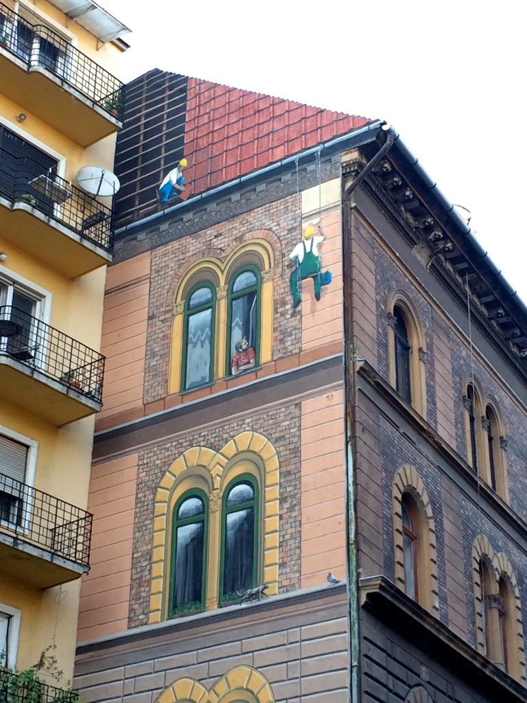 Budapest Street