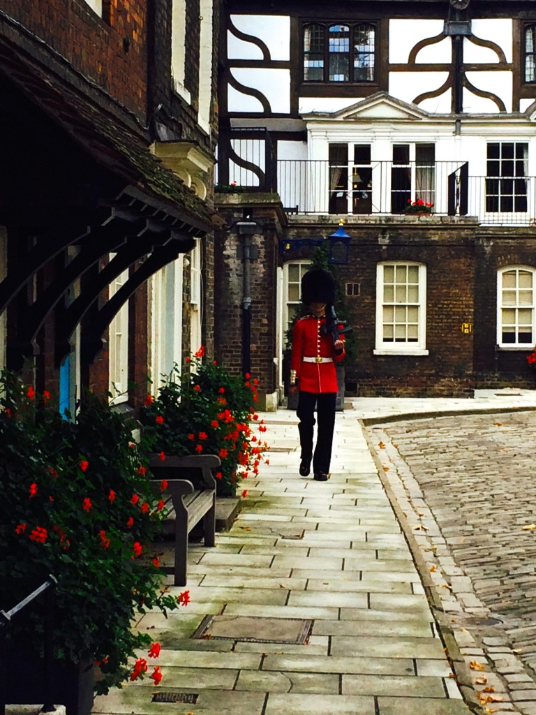 Yeoman at Tower of London