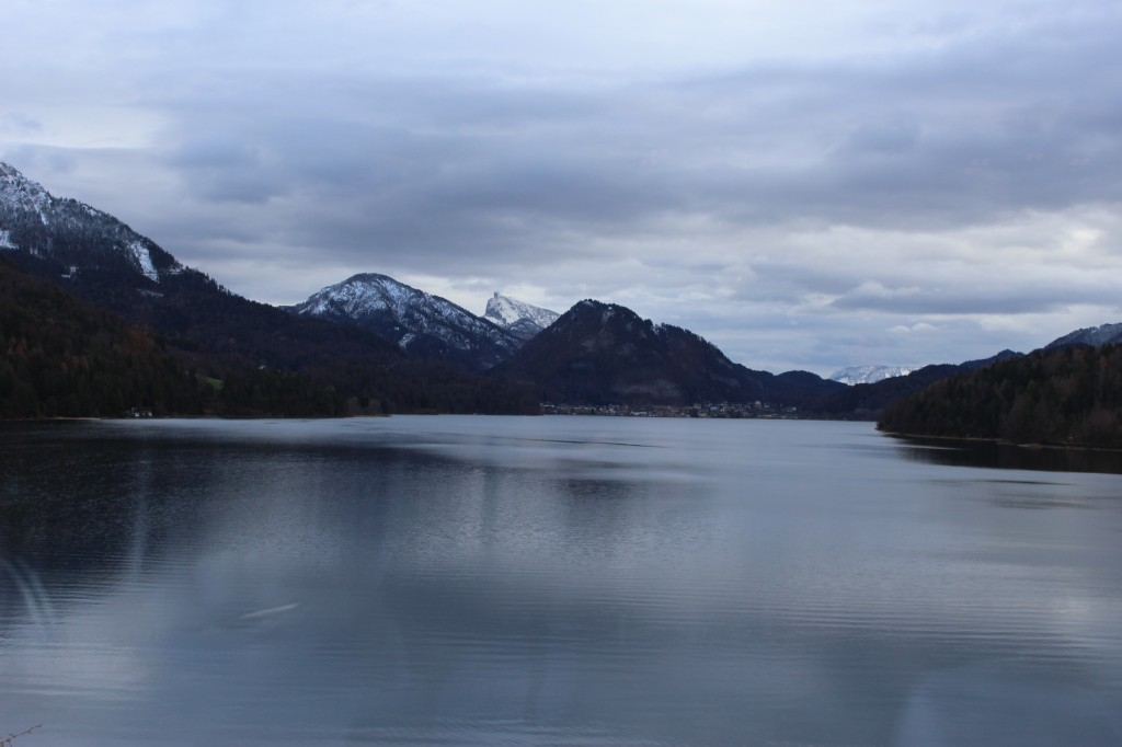 Schloss Fuschl Lake Fuschl