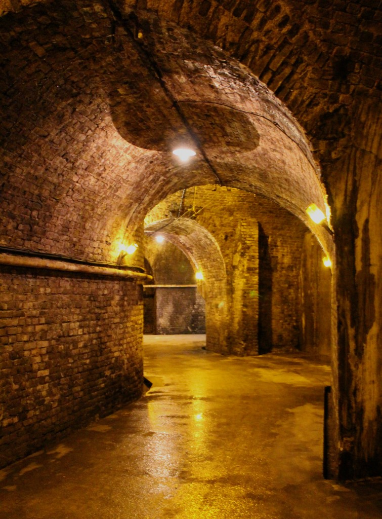 Vault of Castellane de Champagne