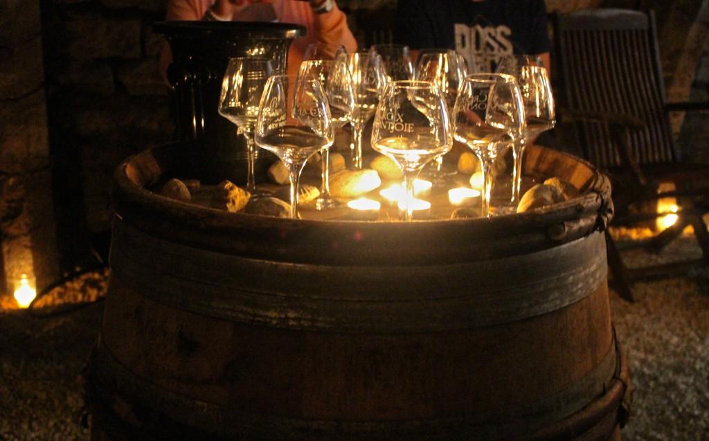 Wine Tasting La Croiz de Montjoie Vezelay