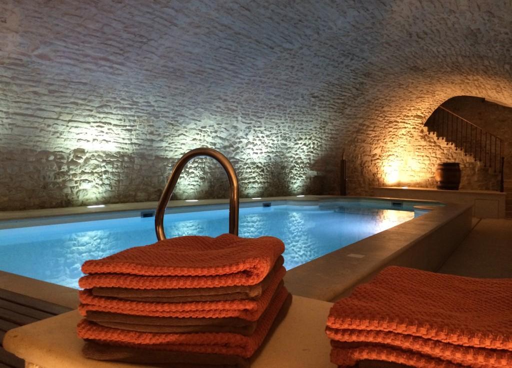 Chateau de Vault de Lugny Swimming Pool
