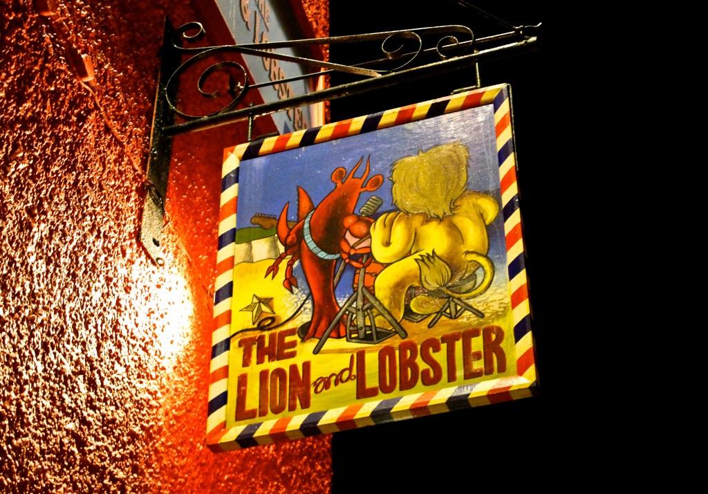 Lion & Lobster Brighton
