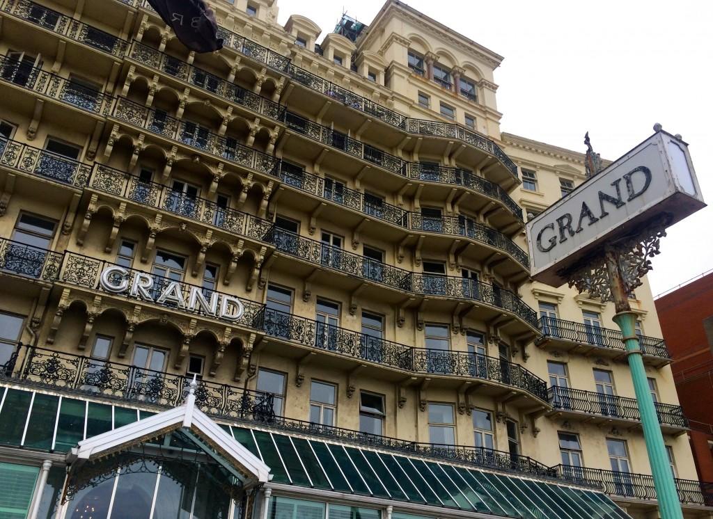 The Grand Hotel Brighton Review