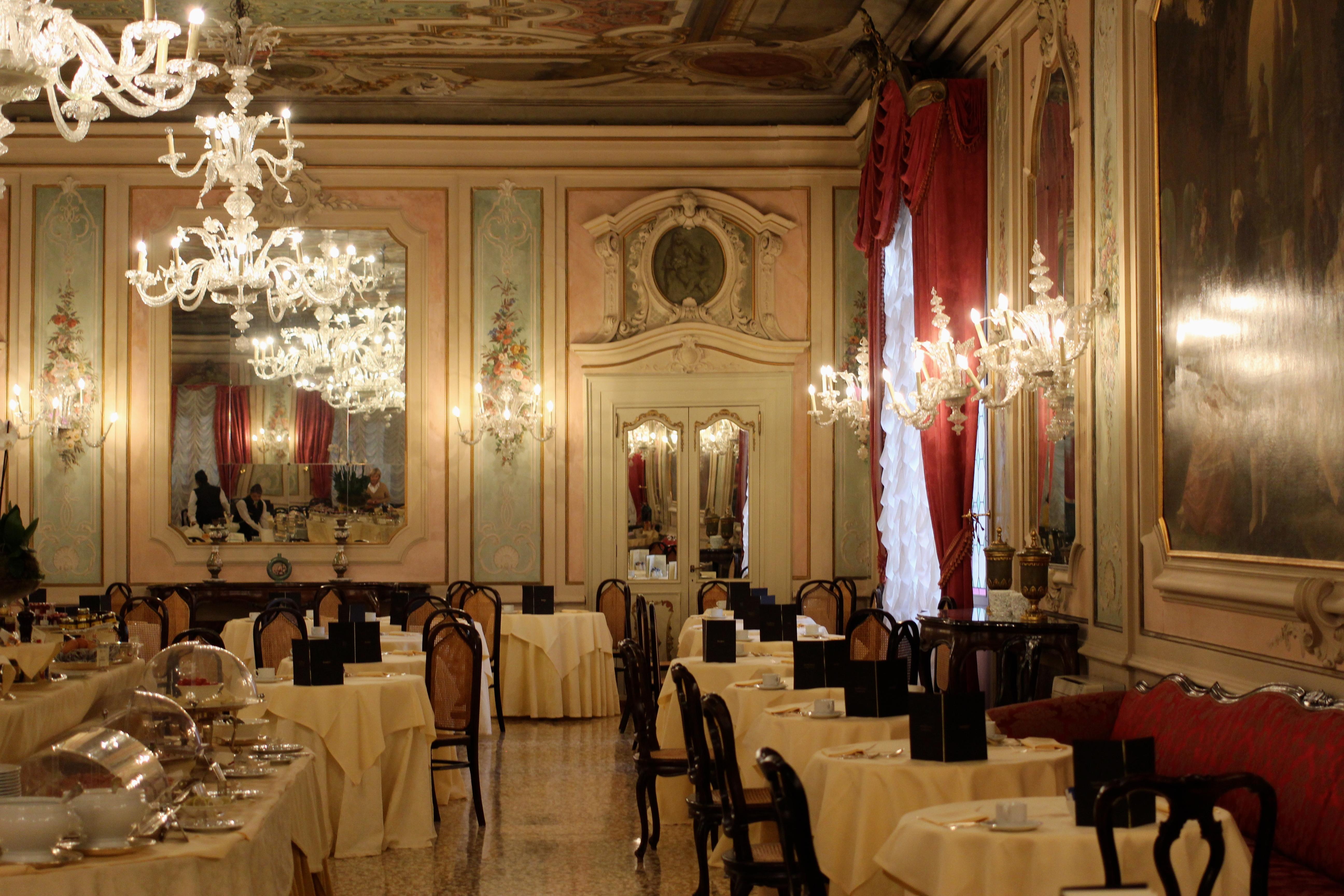 The Baglioni Hotel in Venice