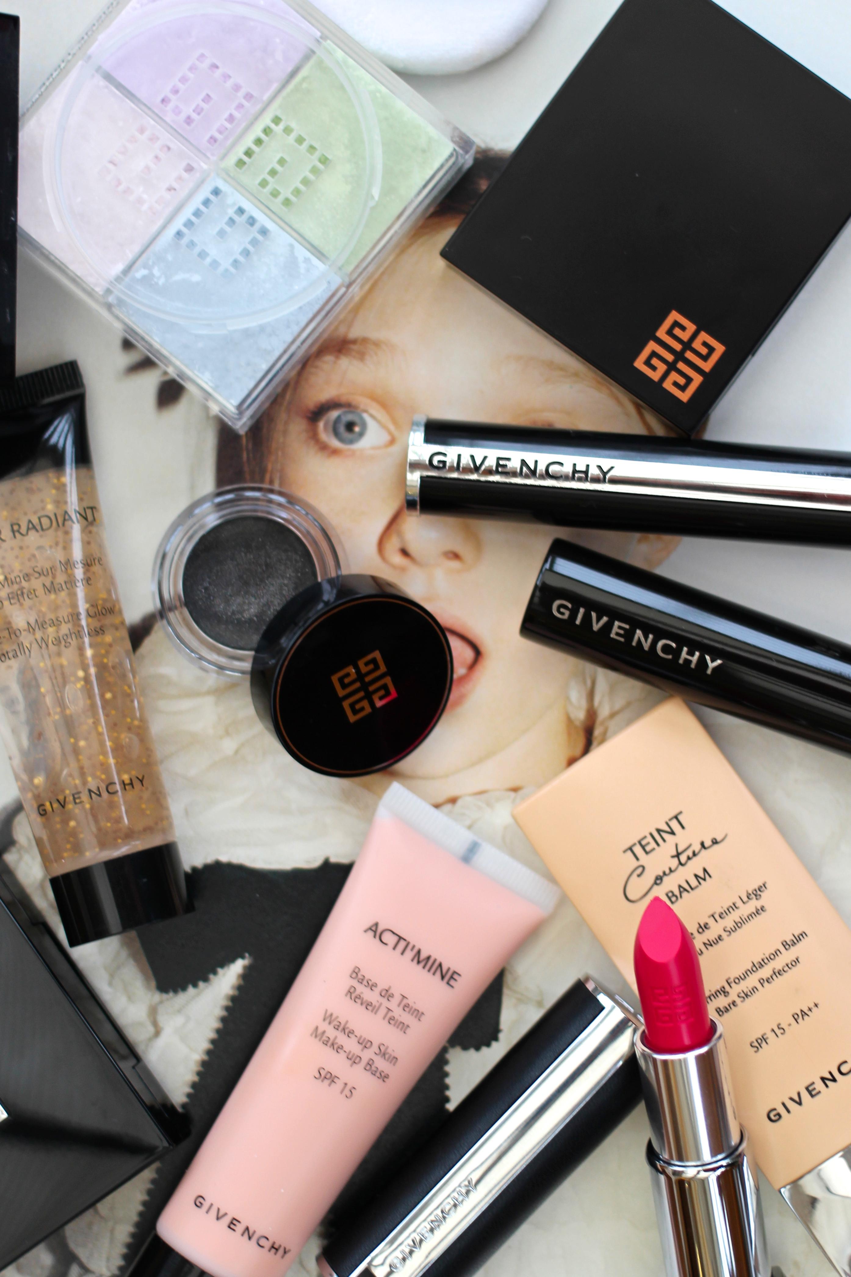 Givenchy Make-Up Reviews