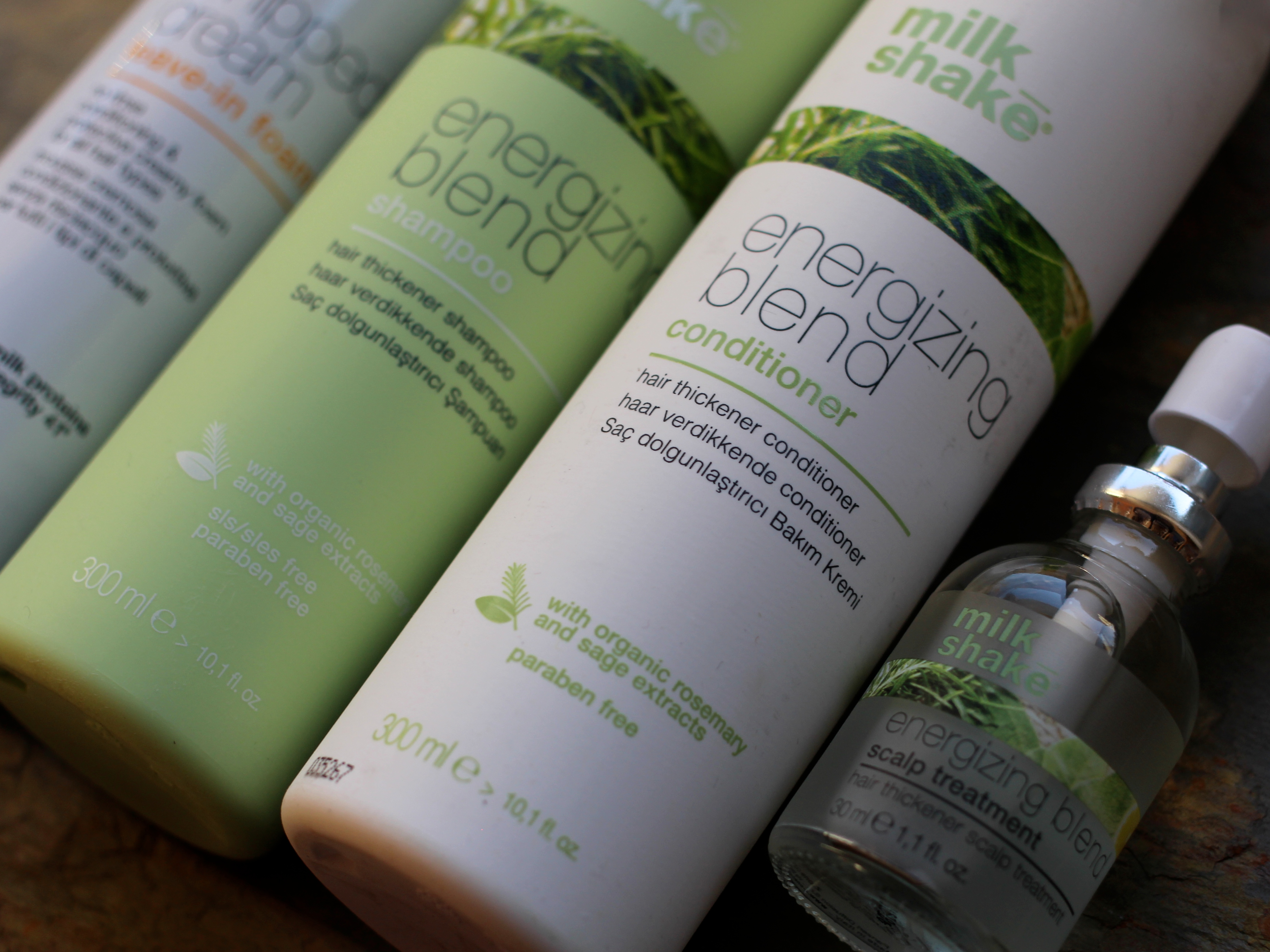 Milkshake Energizing Blend Shampoo Review