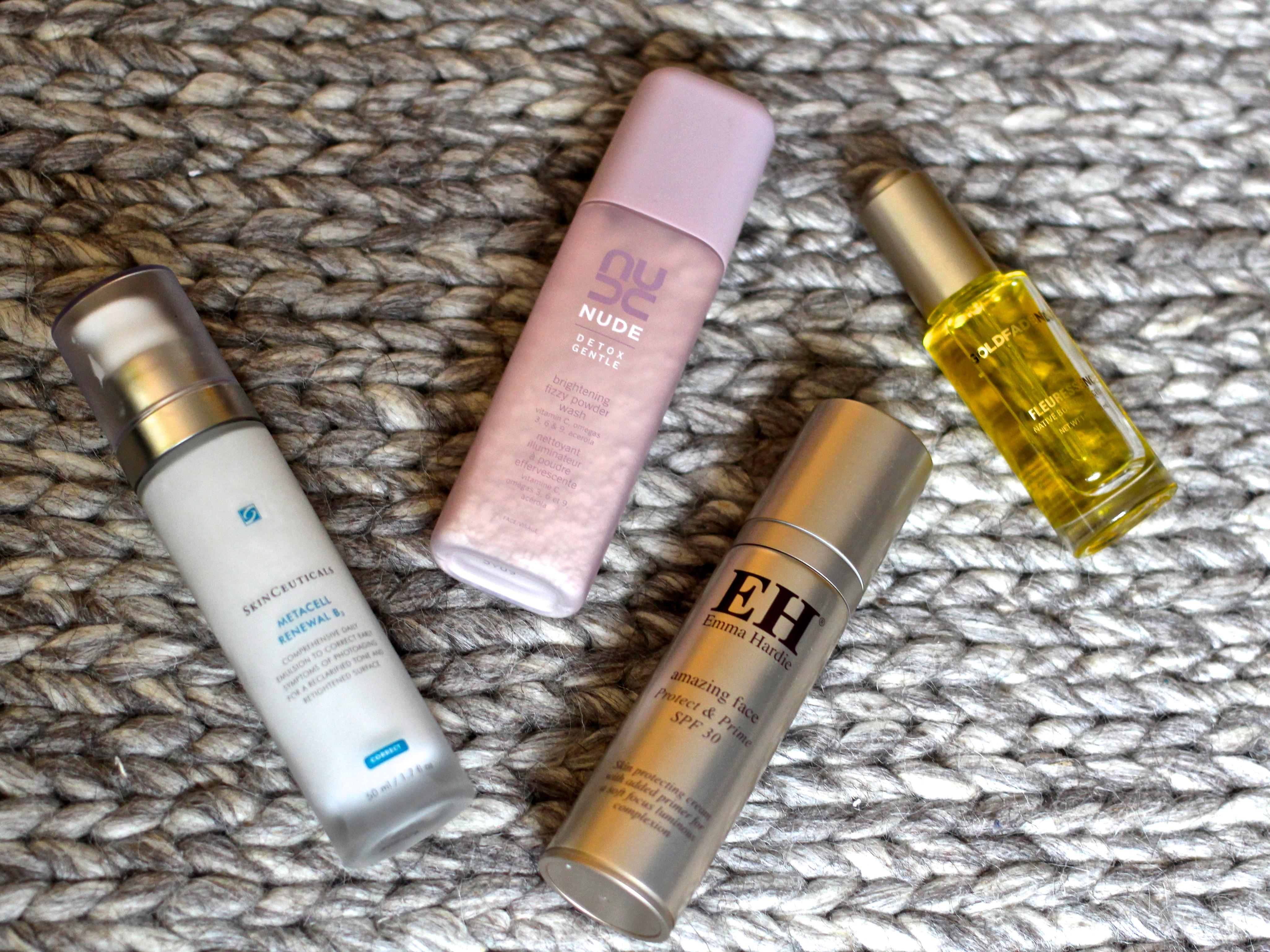 Skincare January Dry