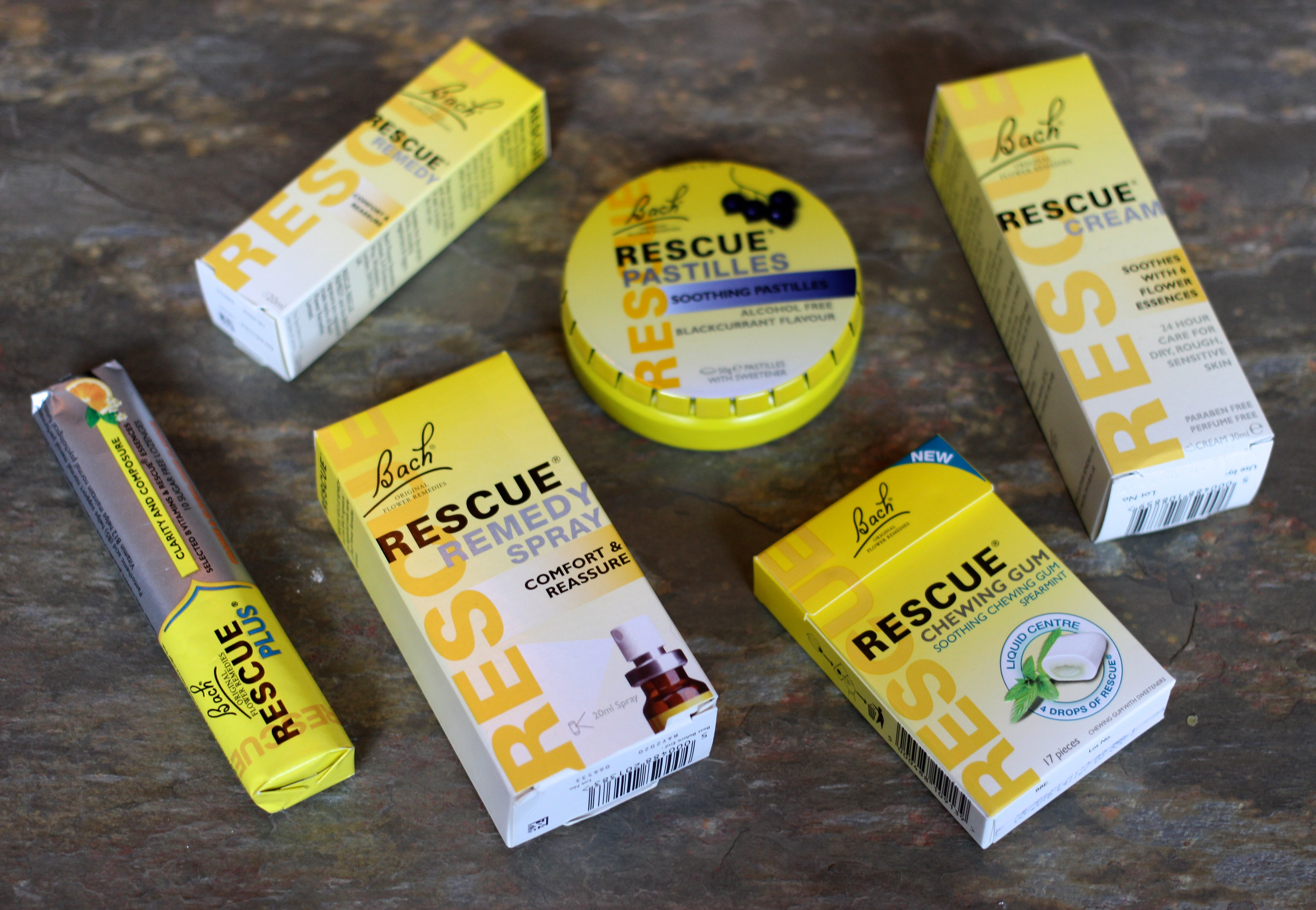 Rescue Remedy Giveaway
