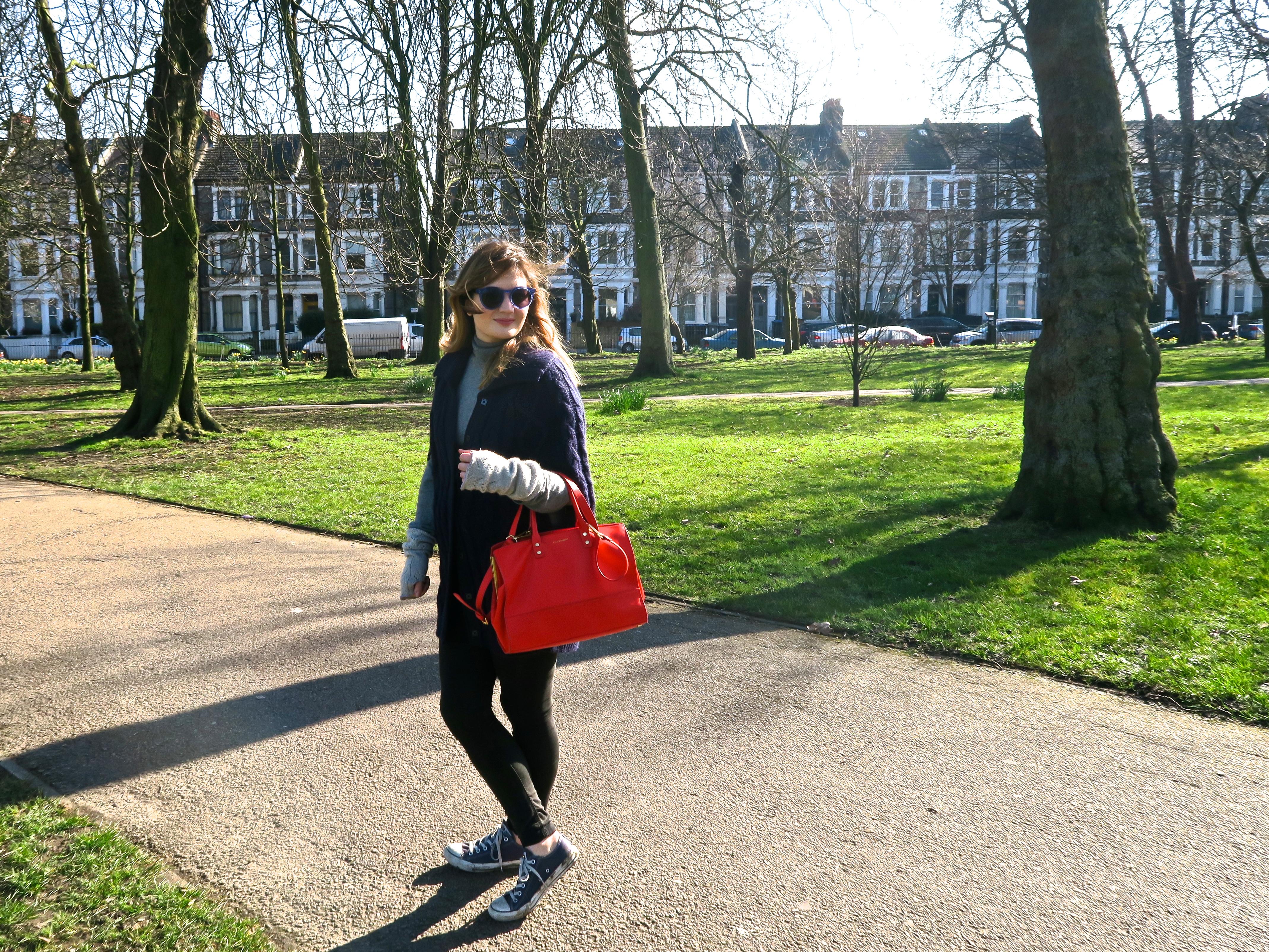 OOTD Walking In The Park