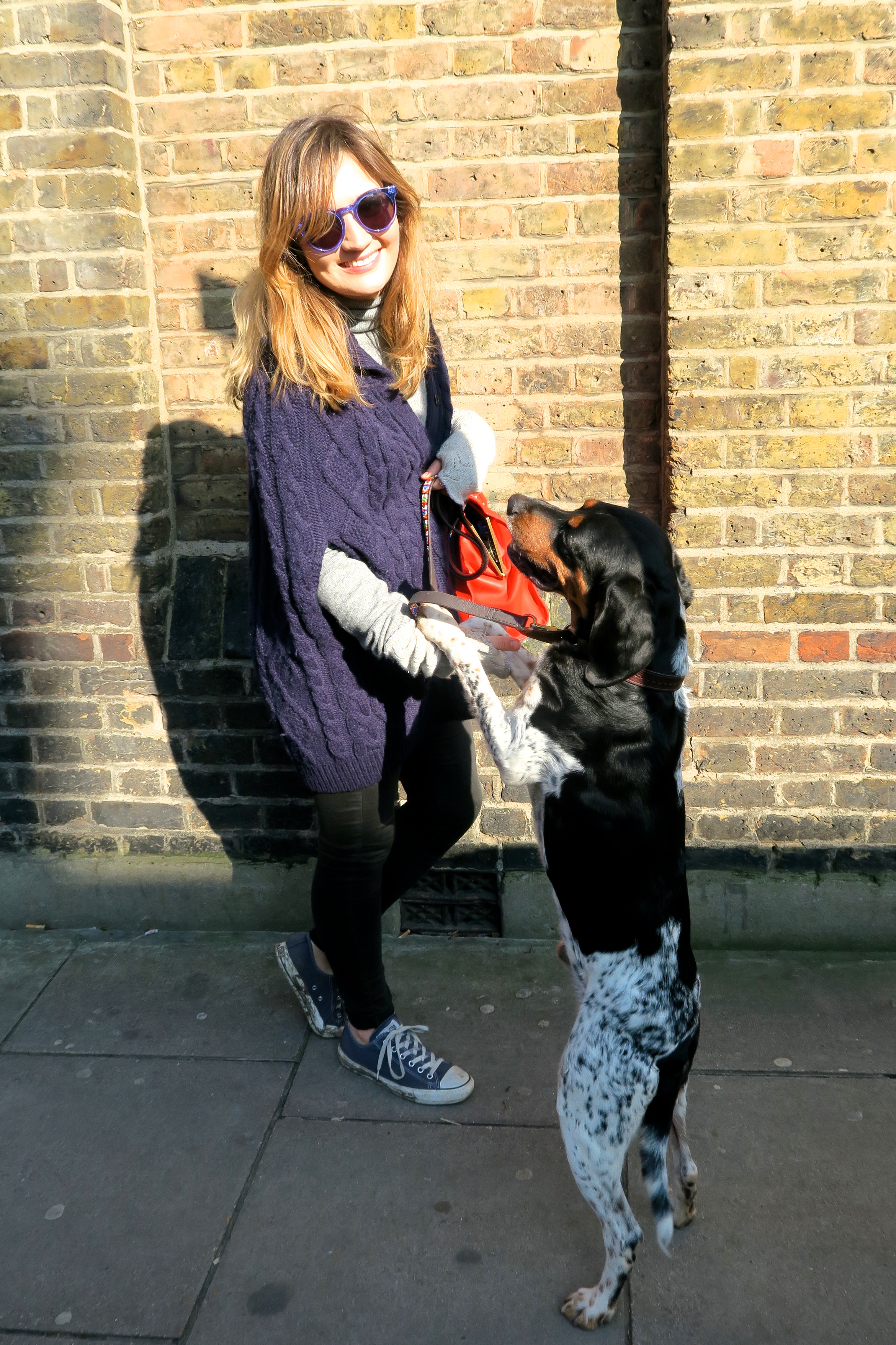 OOTD Dog Walking London