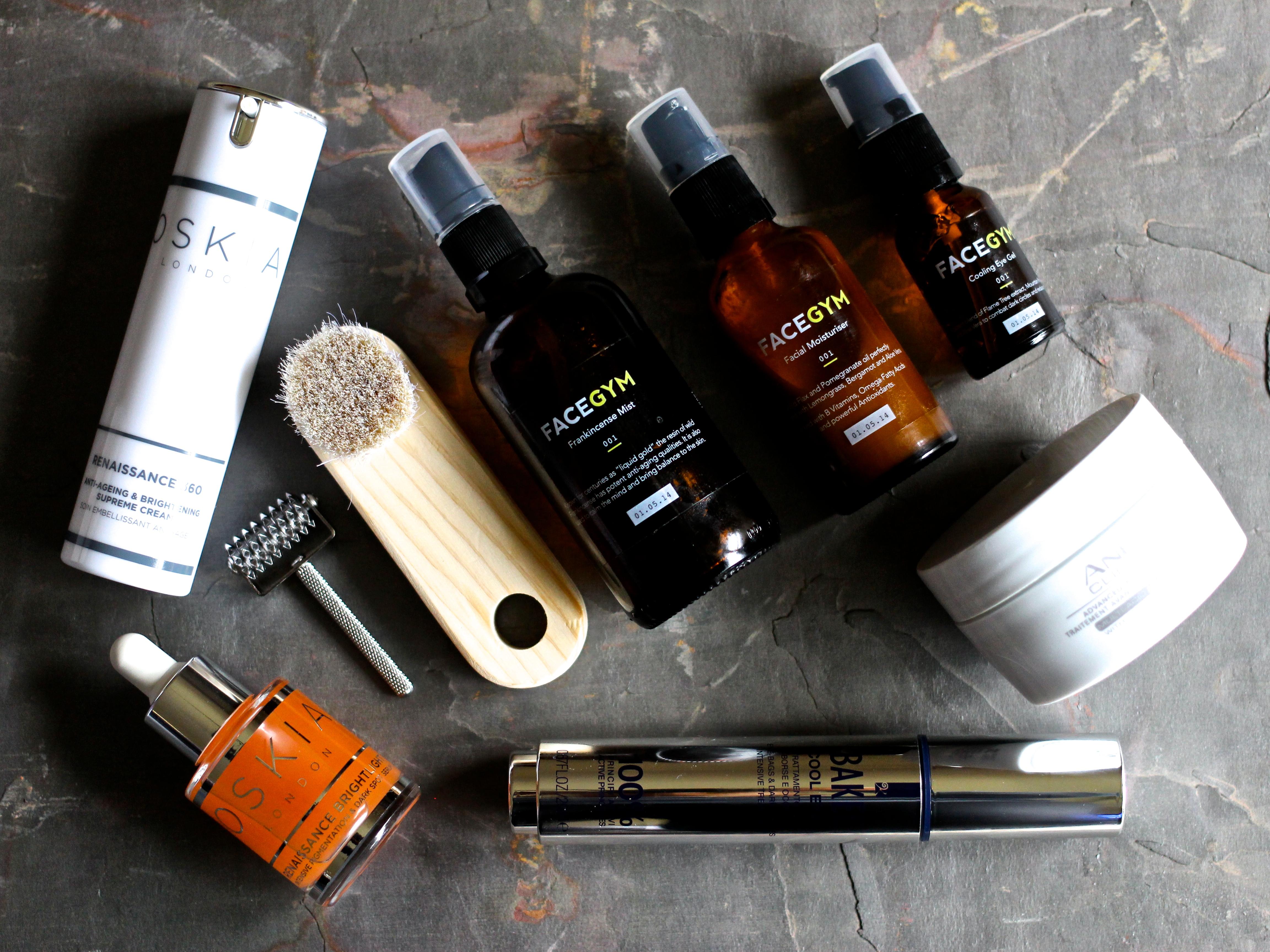New Skincare