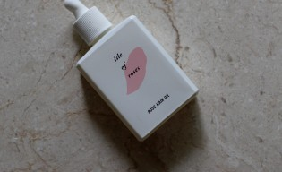 Isle of Roses Hair Oil