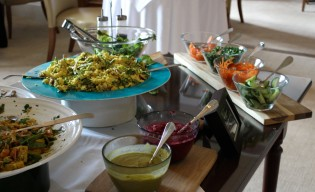 Food at Grayshott Review