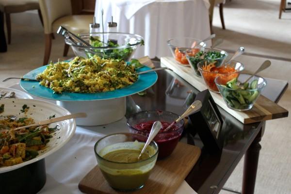Food at Grayshott Review