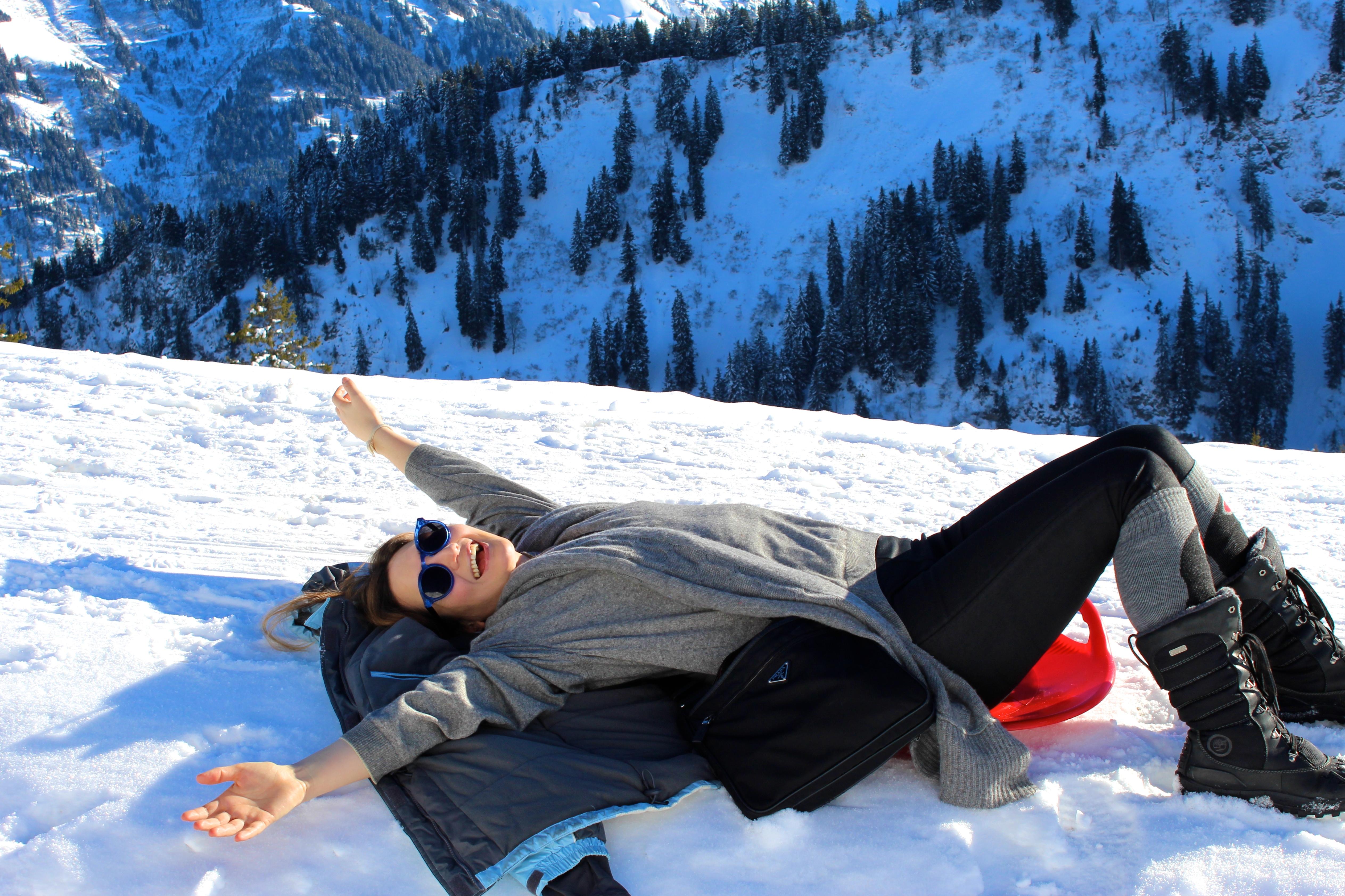 Skiing panic Disorder