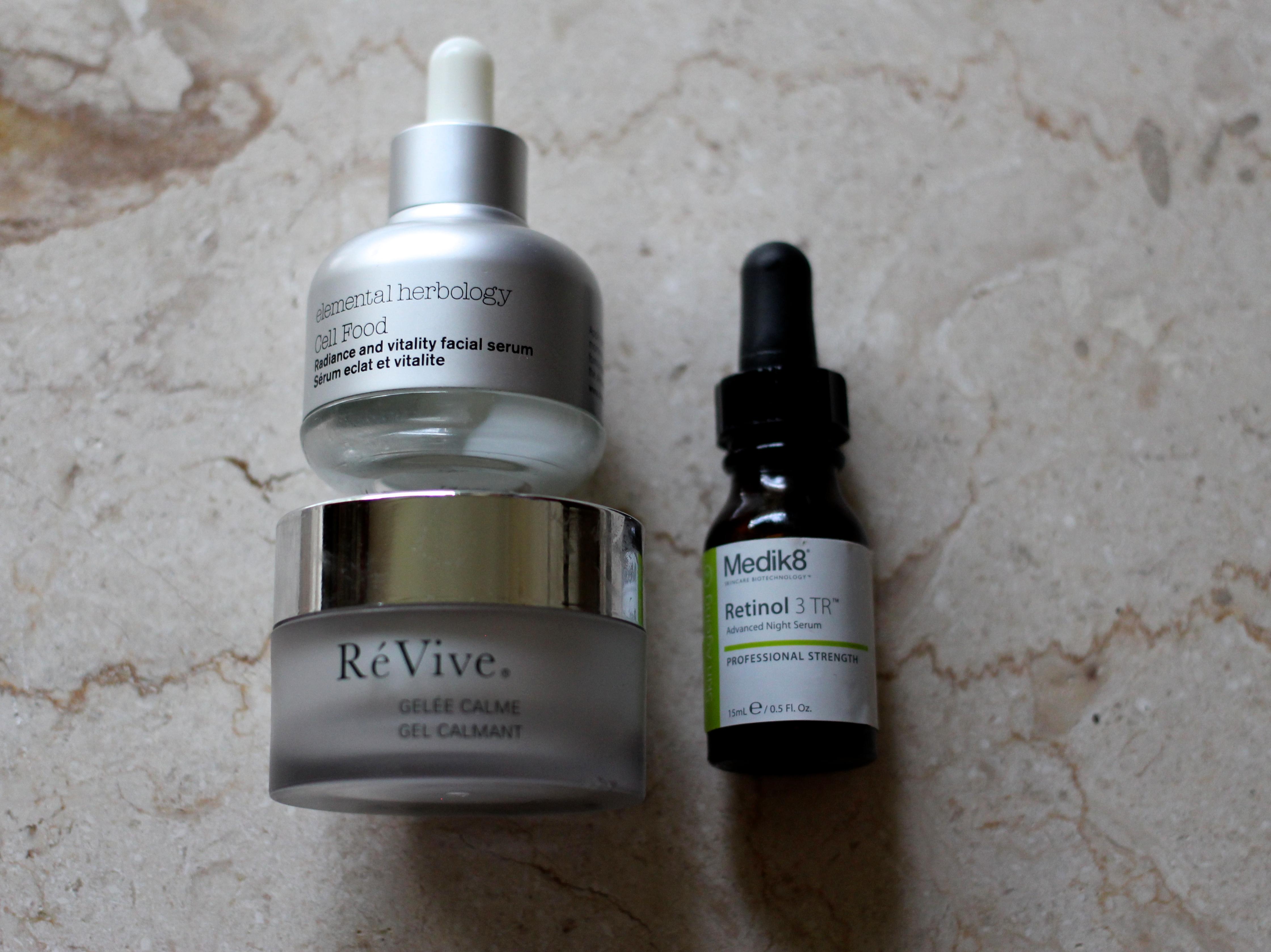 Day Skin serums