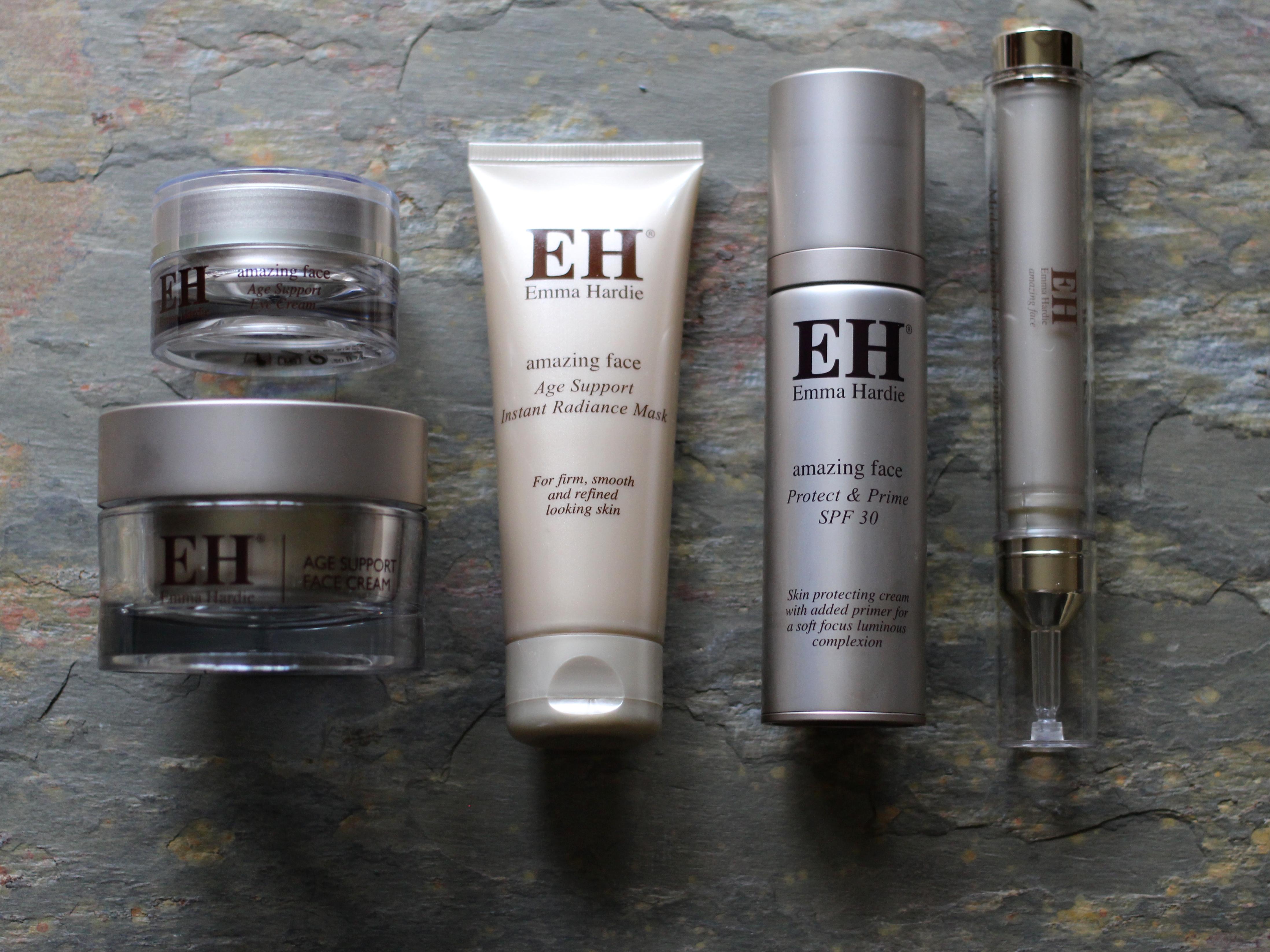 Emma Hardie Skincare Range
