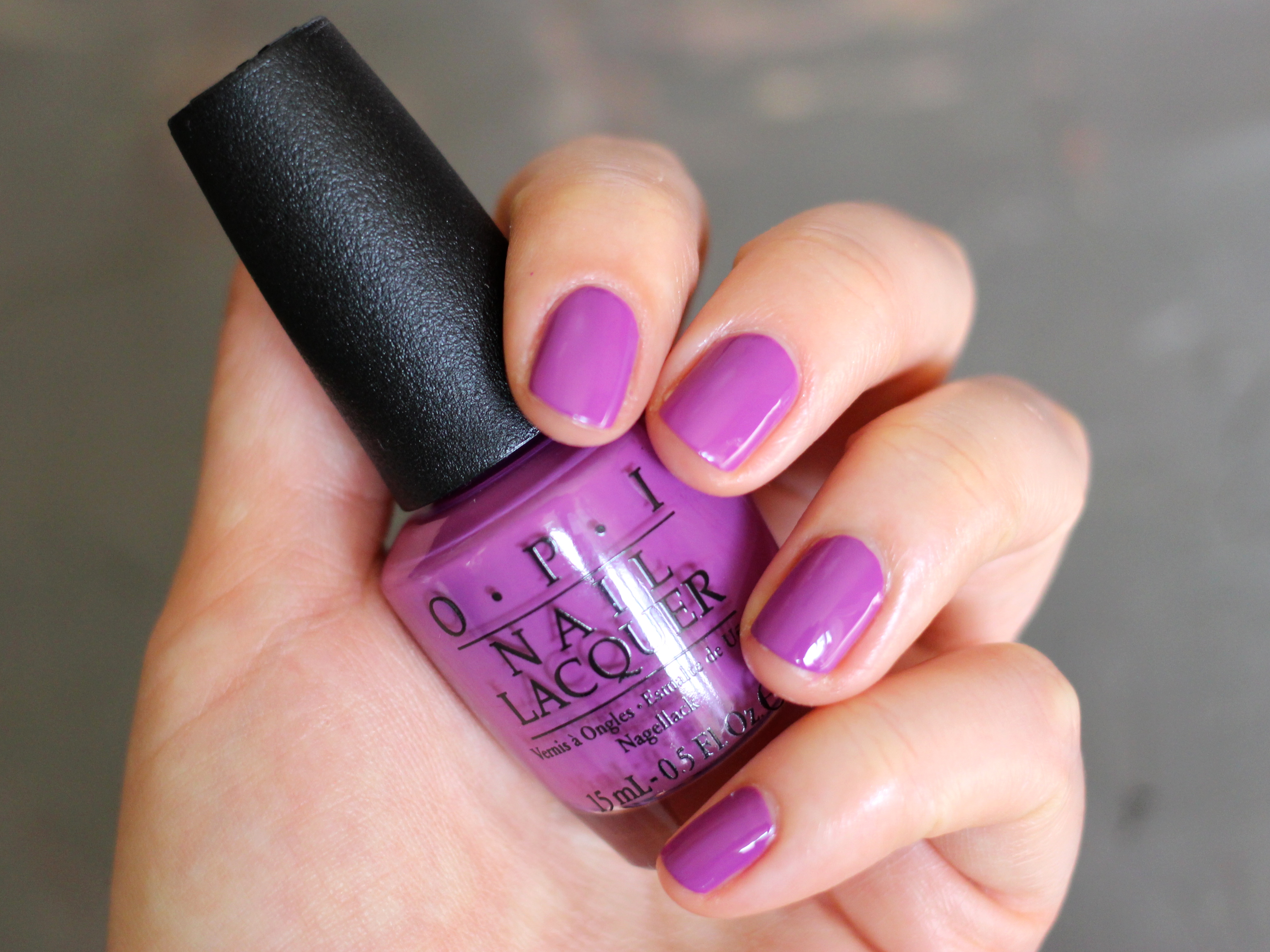 OPI I Bead for Manicures Swatch