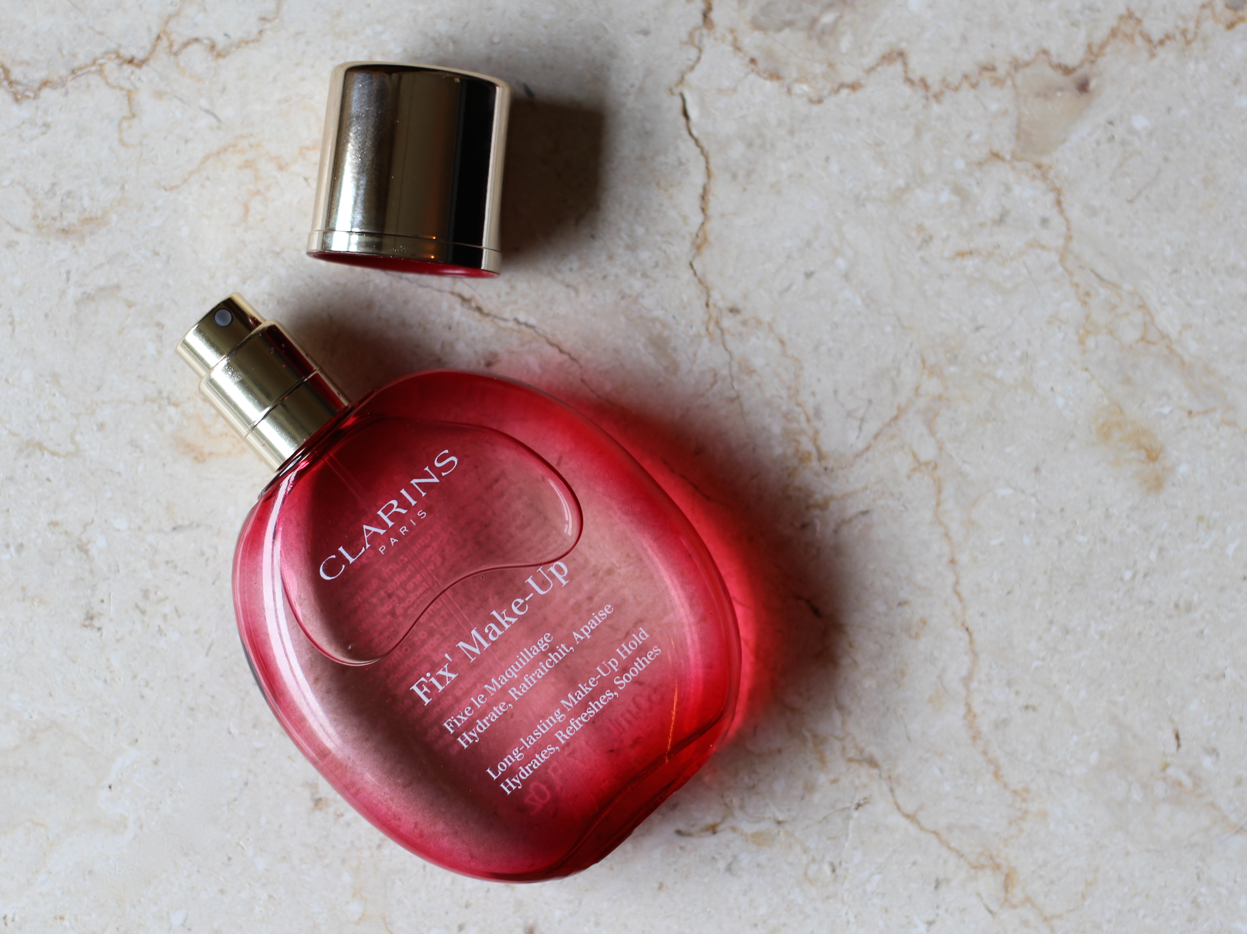 Clarins Fix' Make-Up New Formula Review