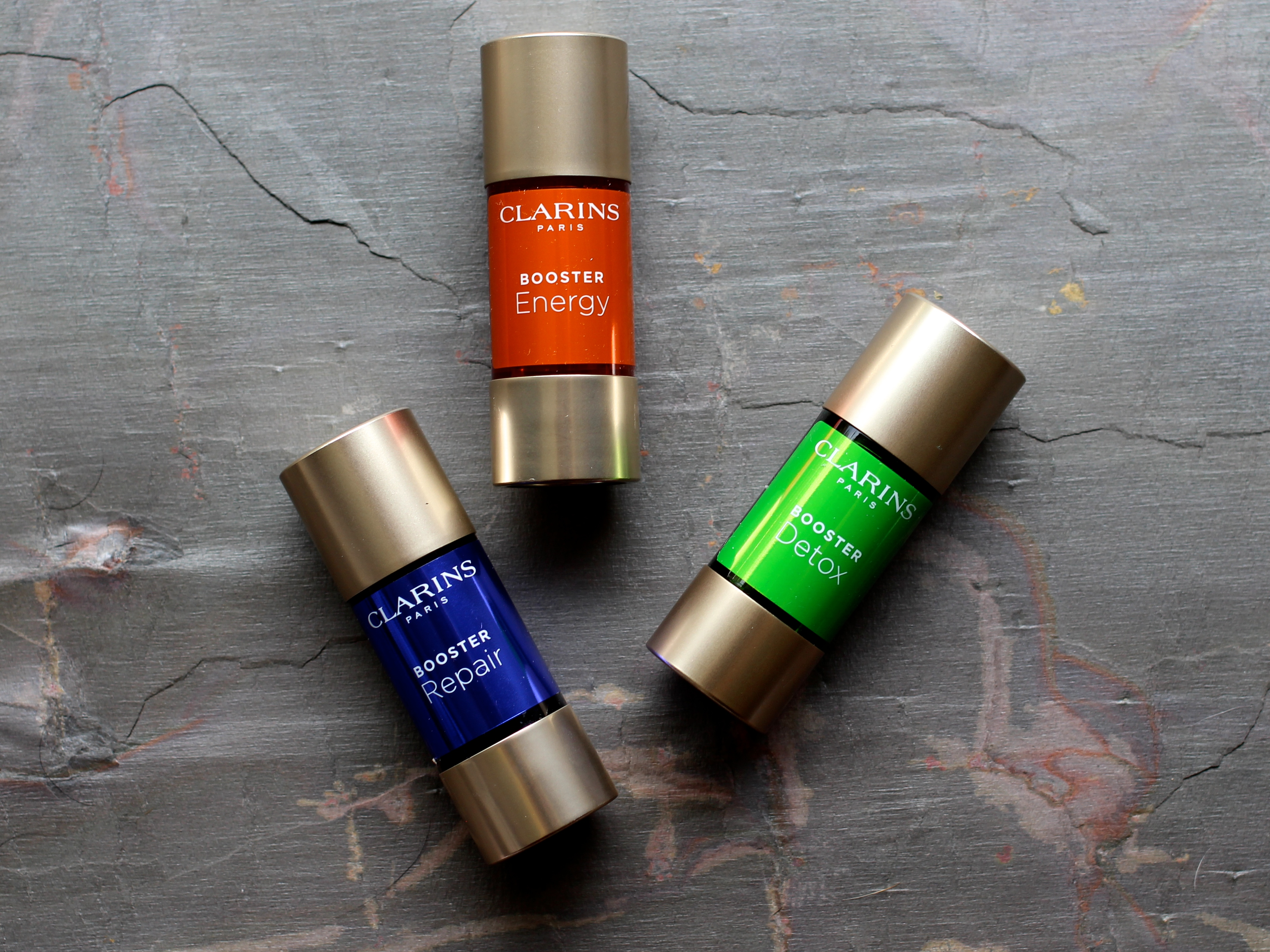 Clarins Boosters Review