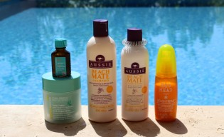 Holiday HairCare - Shampoo and john Frieda