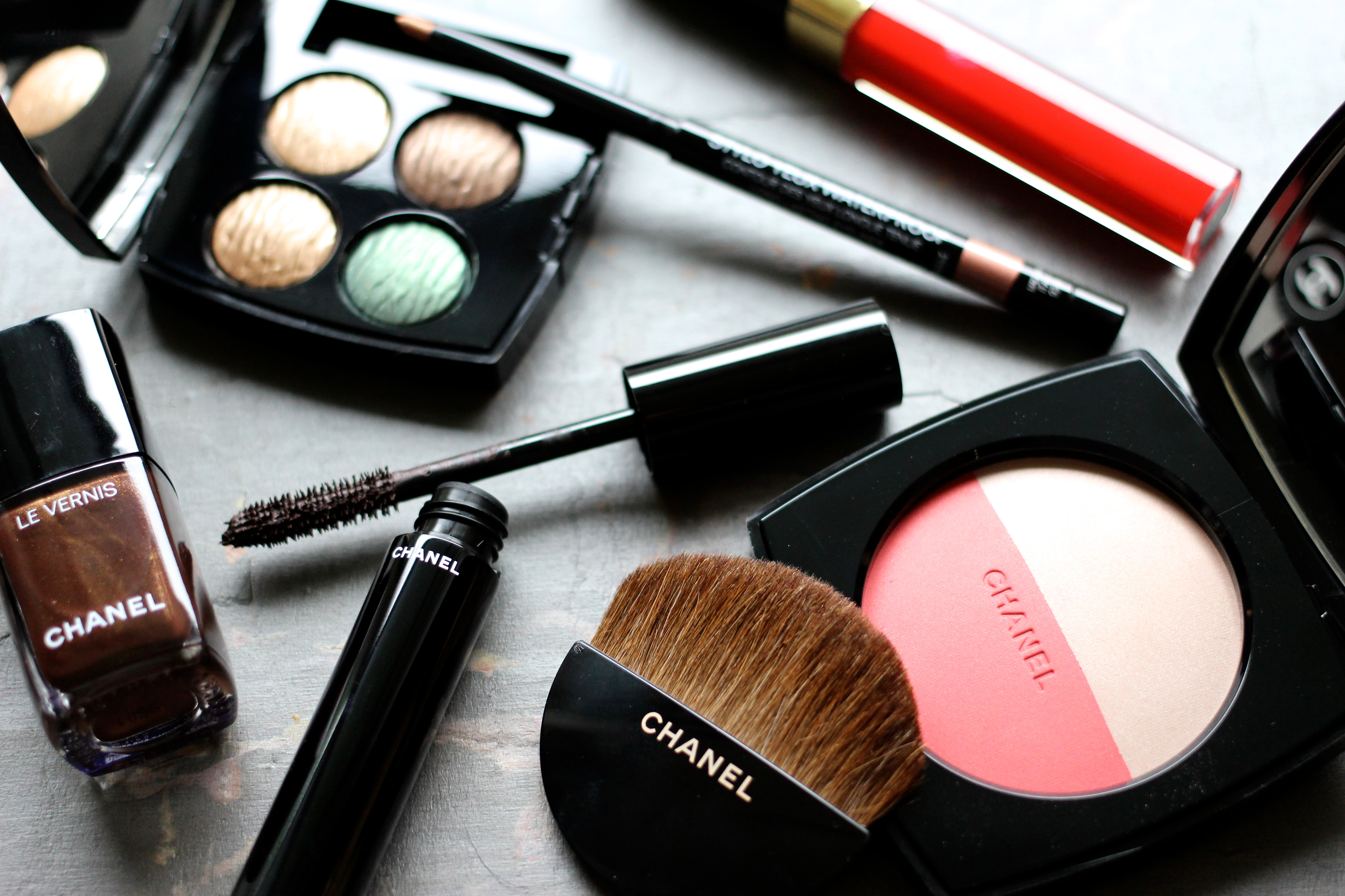 New Chanel Make-Up 2016 Review