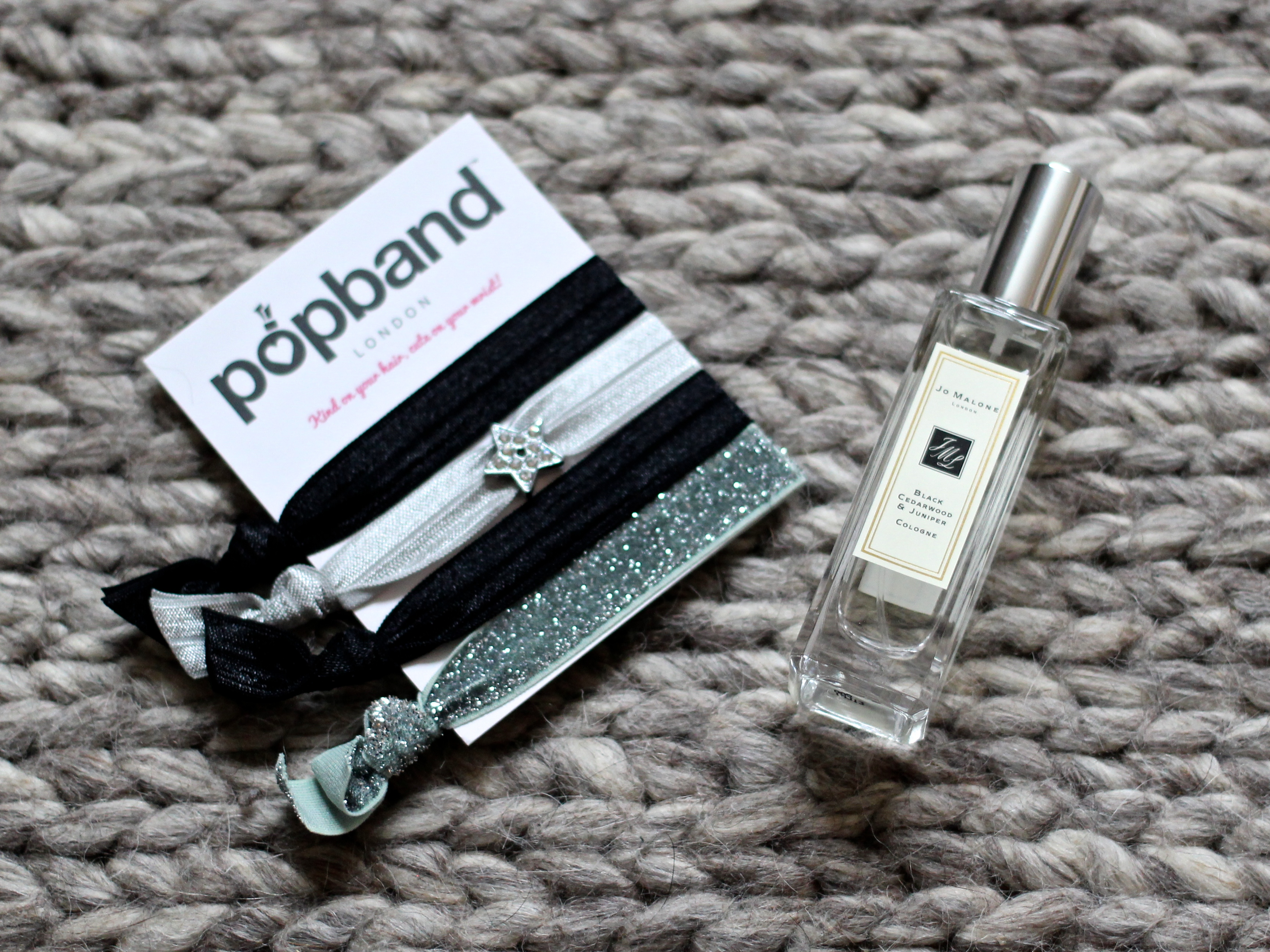 Jo Malone Black Cedarwood and Juniper Perfume and Kate Popbands review