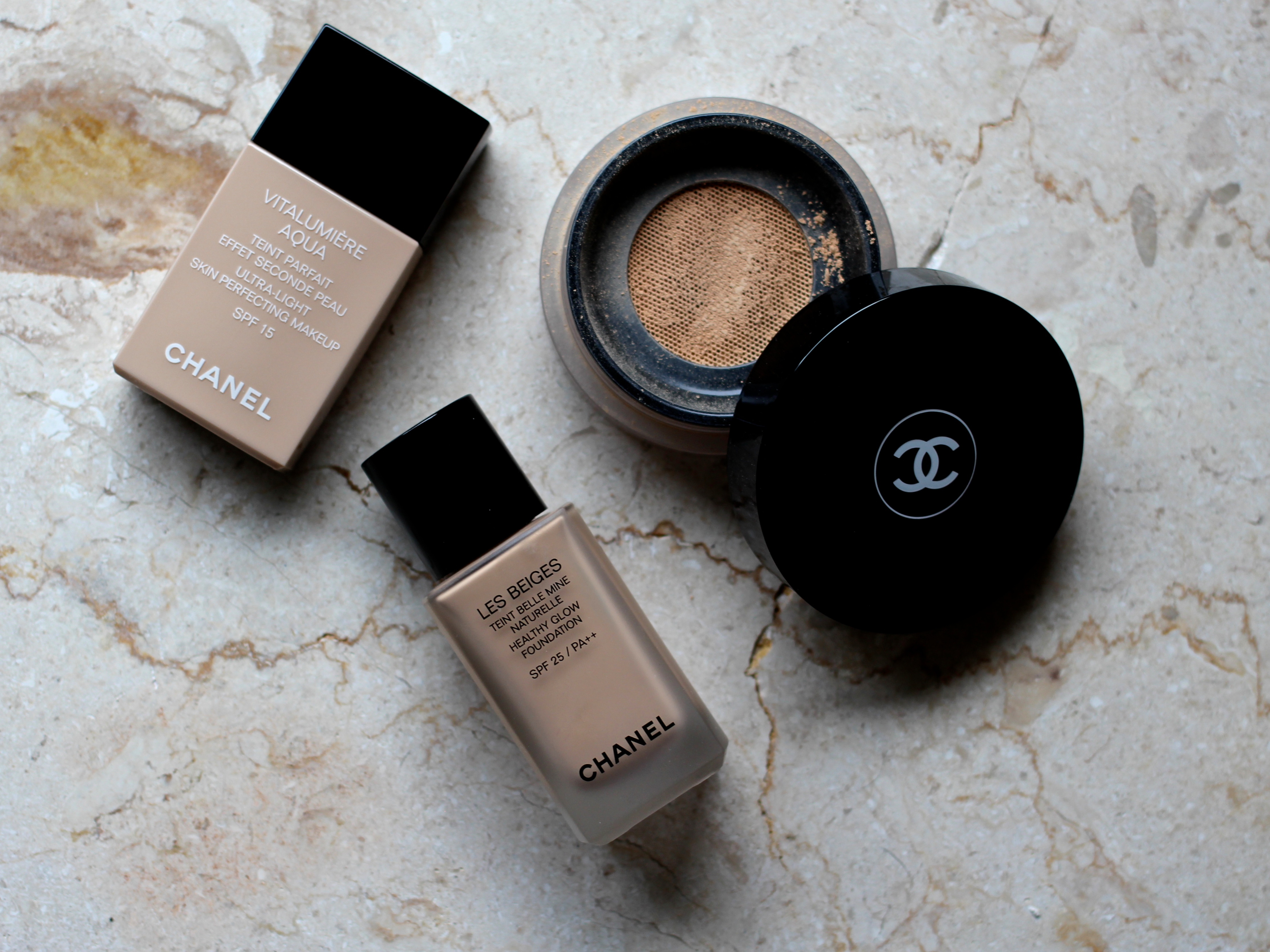 Top Chanel Foundation