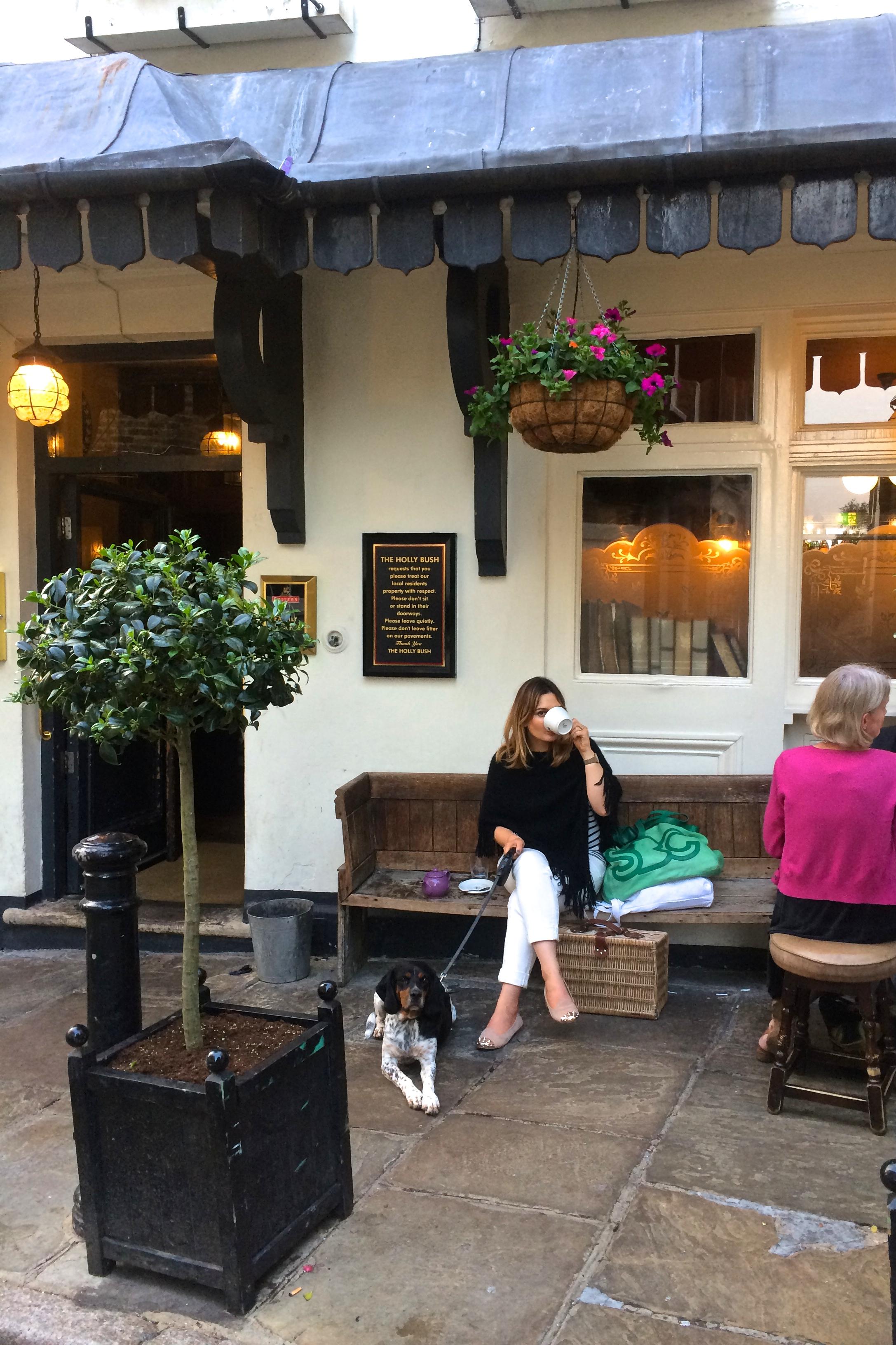 The Hollybush Hampstead