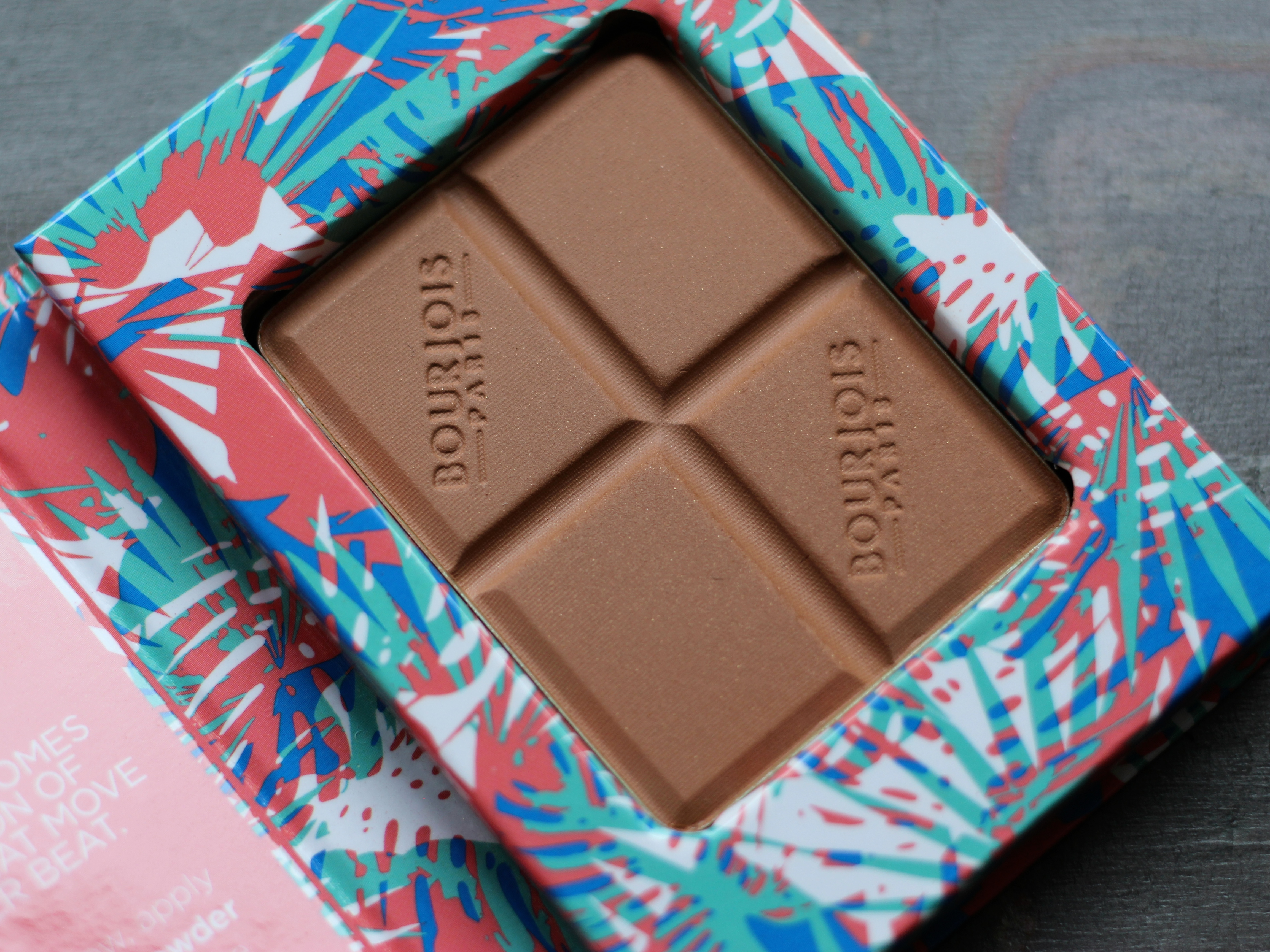 Bourjois Paris Bronzing Powder Tropical Festival Limited Edition Review