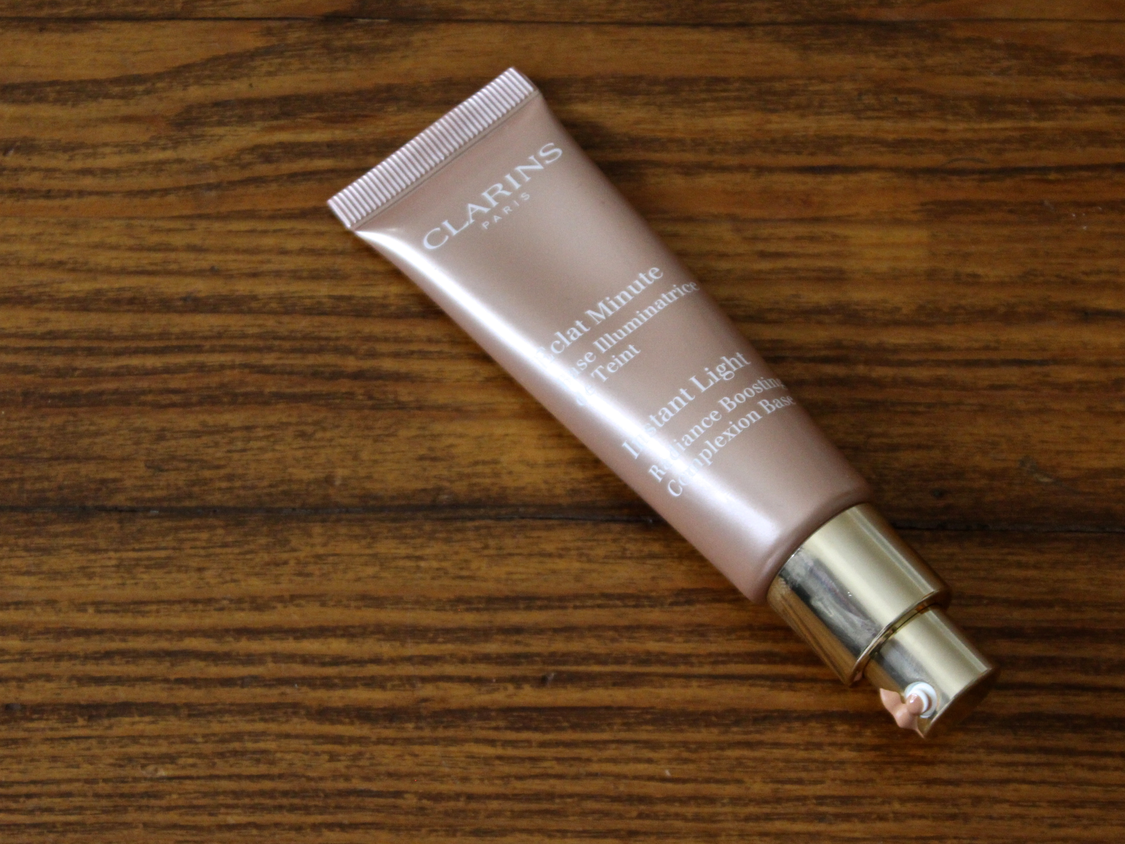 Clarins Instant Light Primer Review