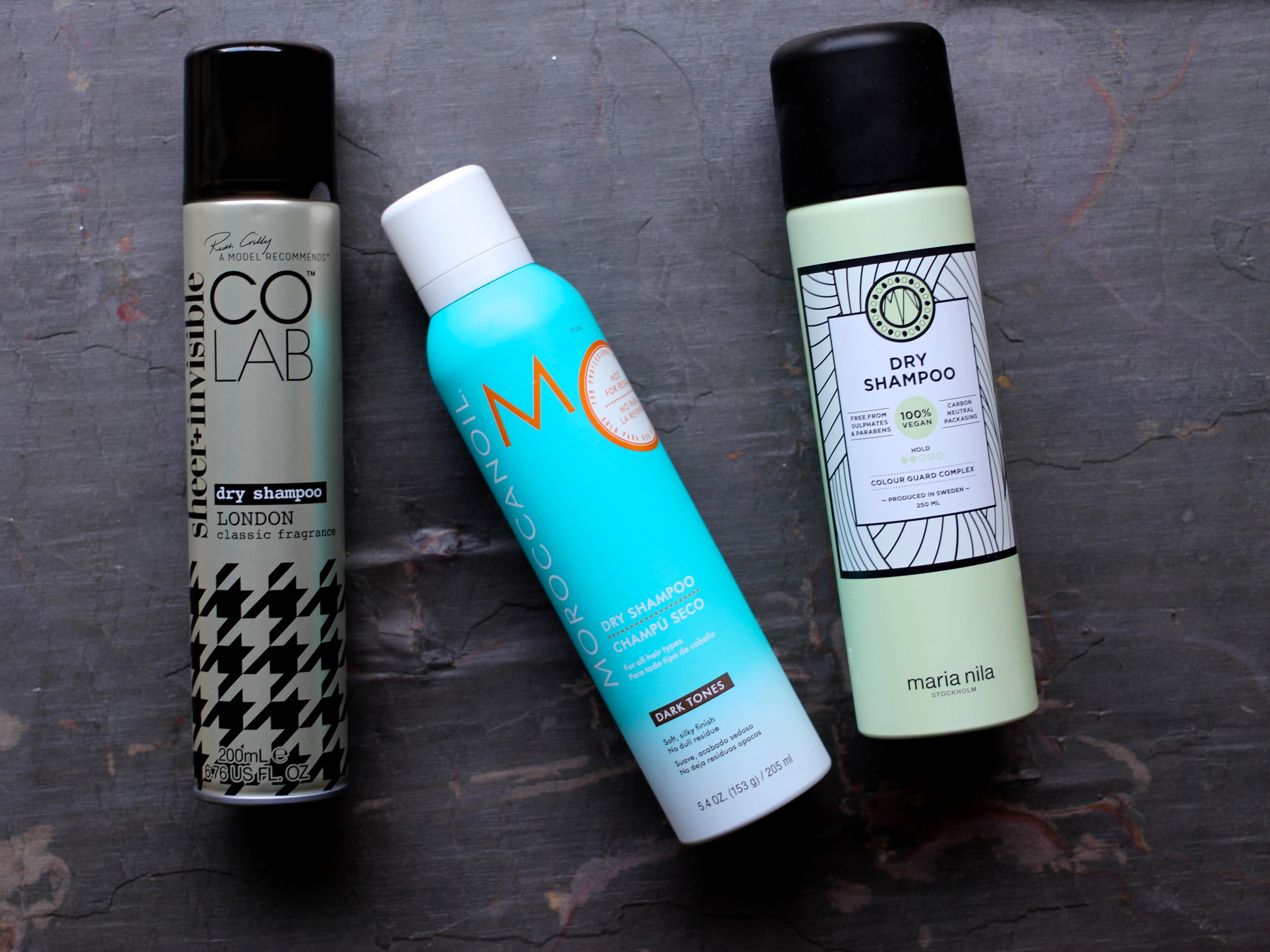 Dry Shampoos New